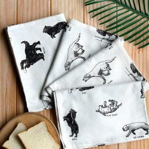 PRINTED KITCHEN TOWEL 1